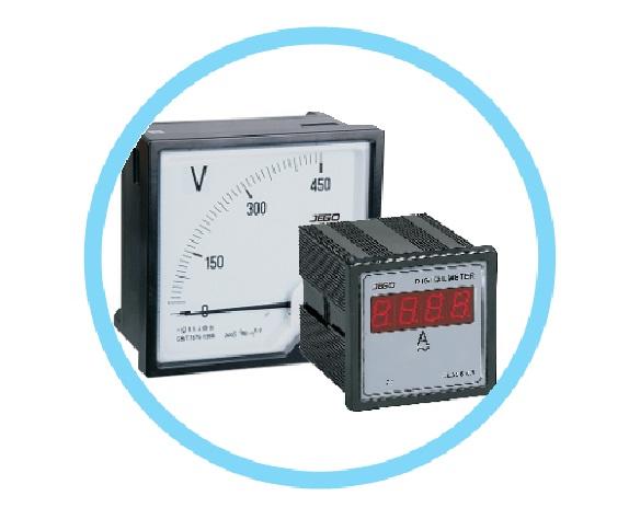 Analogue Panel Meters