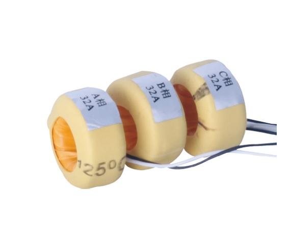 Zero sequence mini current transformer