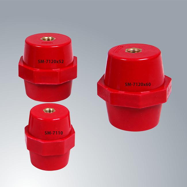 Low Voltage SM copper Busbar Insulator