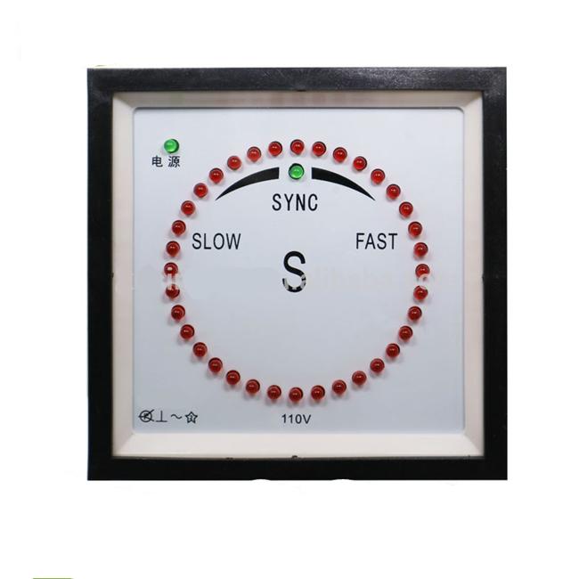 Electronic Synchroscope