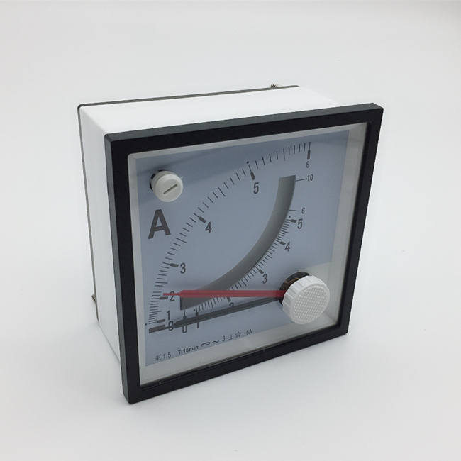 Maximun Demand-Ammeter