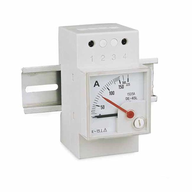 Modular type panel meter
