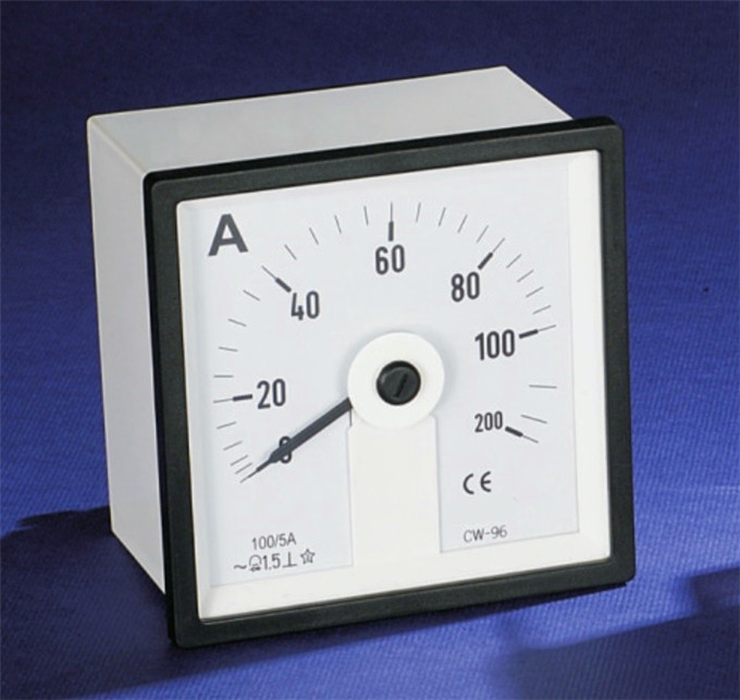 Moving Coil DC Meter