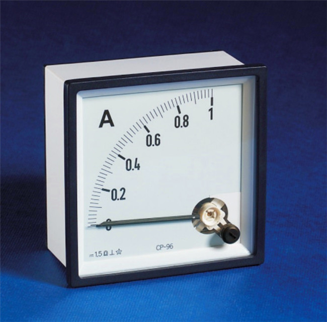 MOVING IRON INSTRUMENTS AC METER