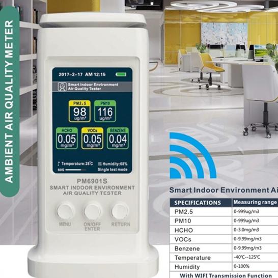 ambient air quality meters